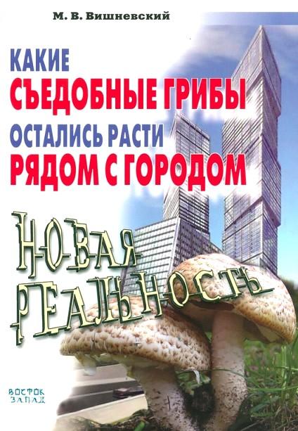 Какие съедобные грибы остались расти рядом с городом