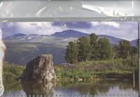 Календарь-2013(кв.тр)Горы 01.3.19 православный в пакете