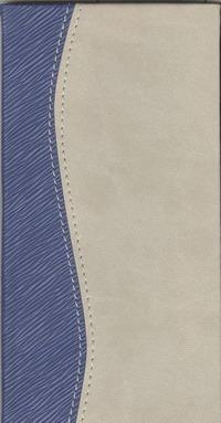 Телефонная книга Арт.Т08-05А Алабама Серо-синий 80х160