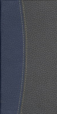 Телефонная книга Арт.Т08-05КР Крессент Серо-синий 80х160