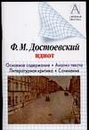 """Ф.М. Достоевский. """"Идиот"""""""