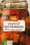 Банка рецептов Перец и баклажаны
