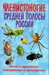 Членистоногие Средней полосы России