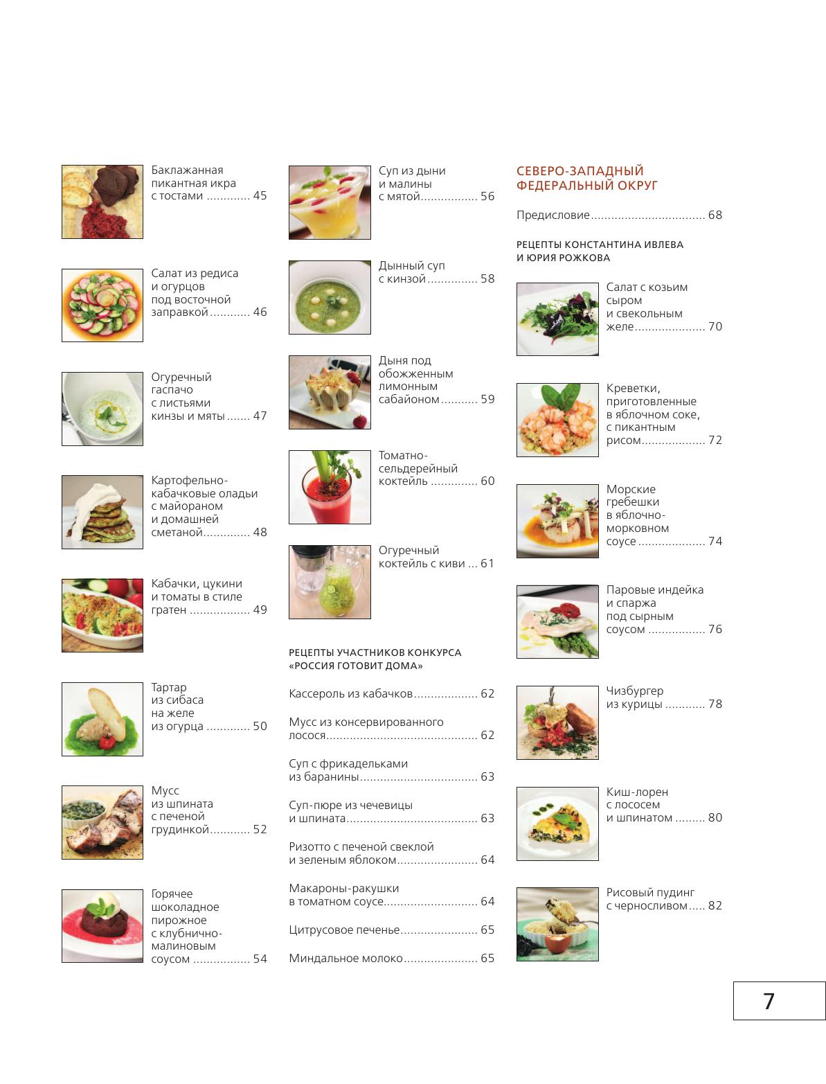 Блюда константина ивлева с рецептами