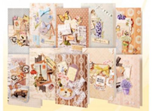 Набор для открытки своими руками