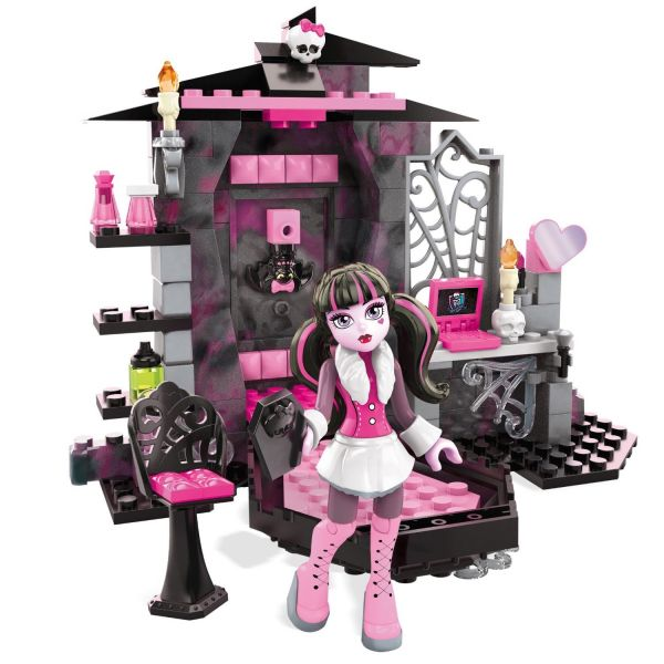 Комната для кукол монстр хай