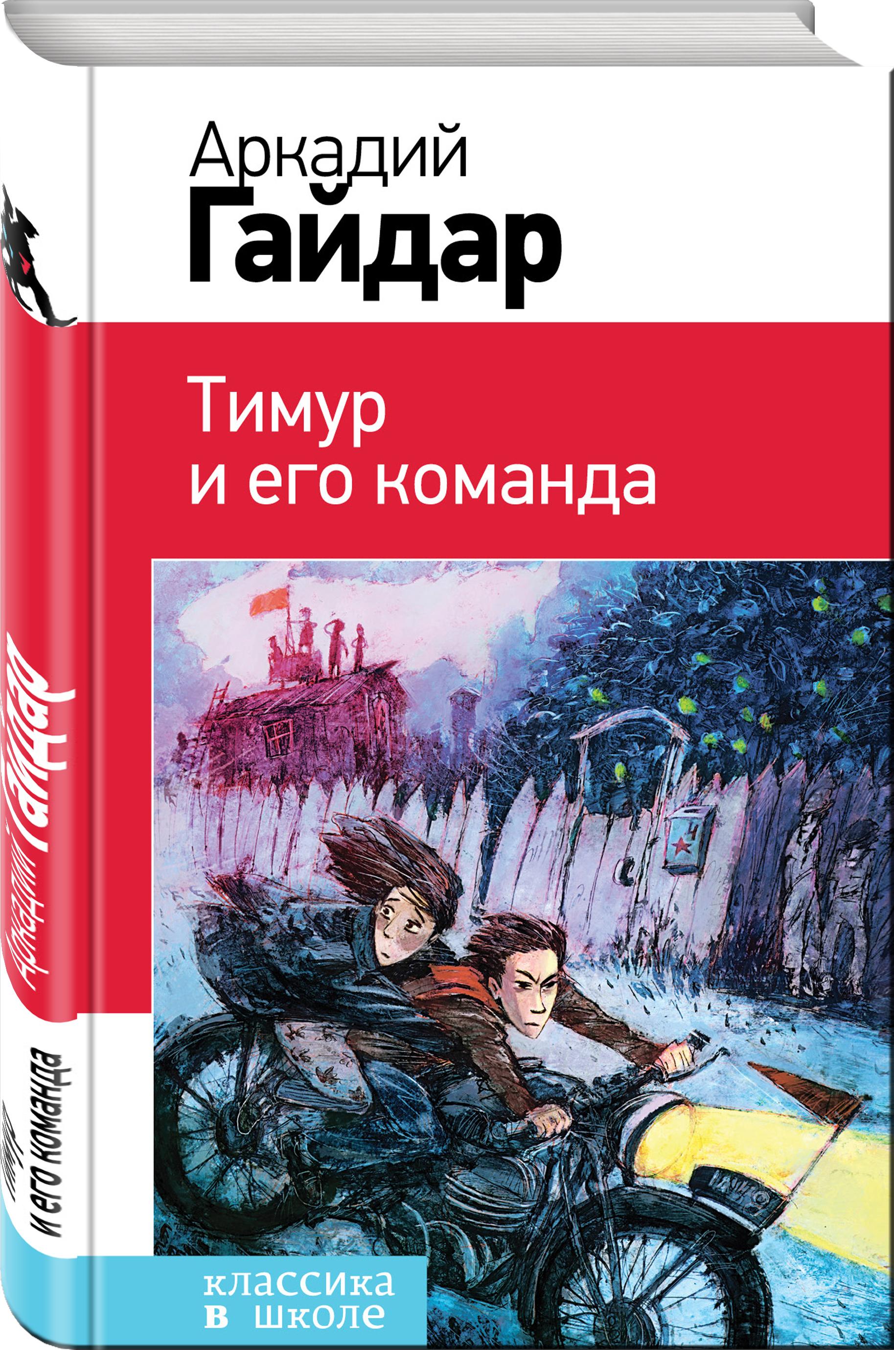 Тимур и его команда читать 12 фотография