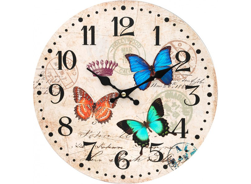 Варианты настенных часов