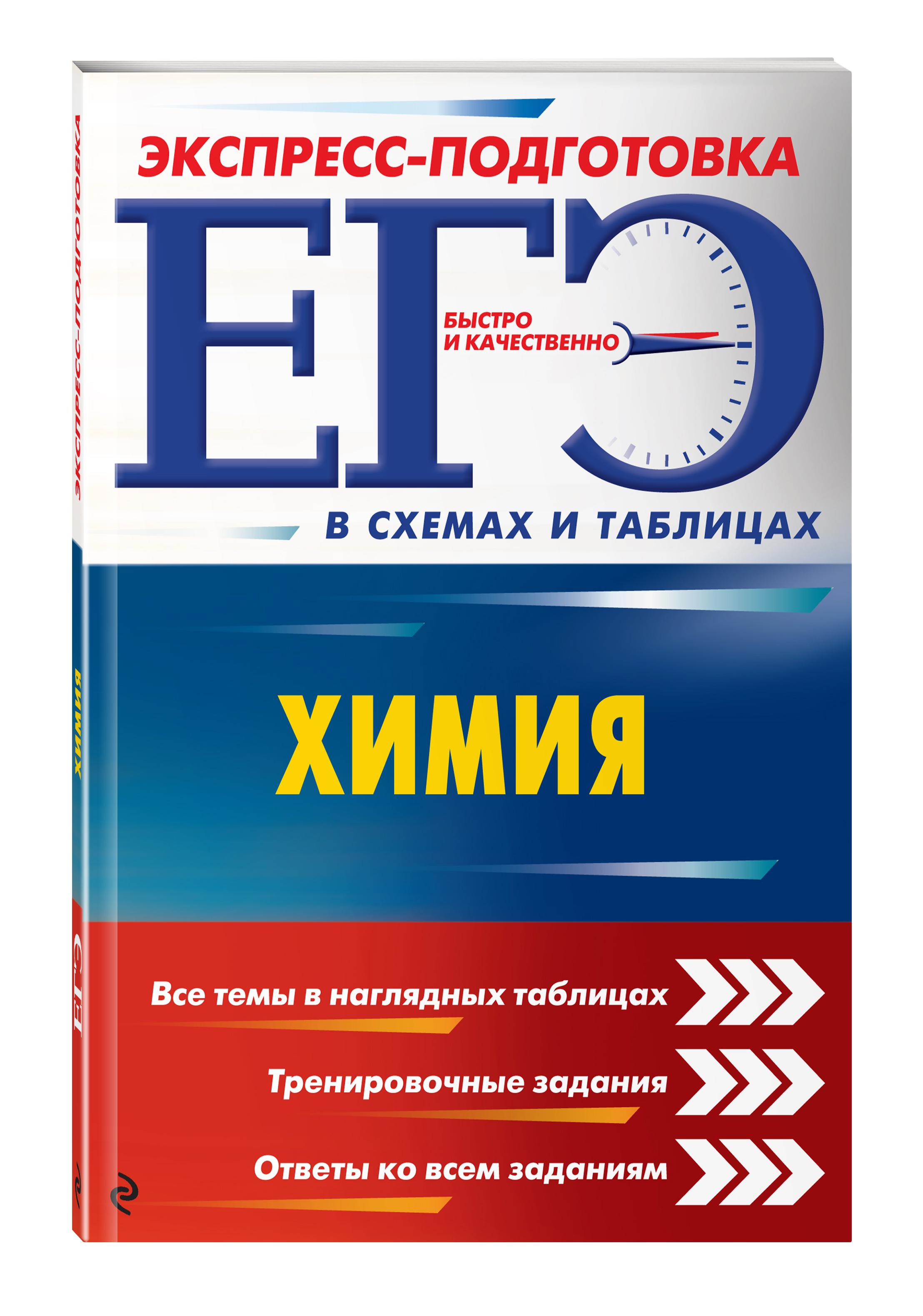 Схемы по химии для подготовке к егэ
