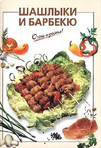 Рошаль В.М. - Шашлыки и барбекю обложка книги