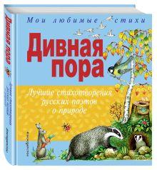 - Дивная пора. Лучшие стихотворения русских поэтов о природе обложка книги
