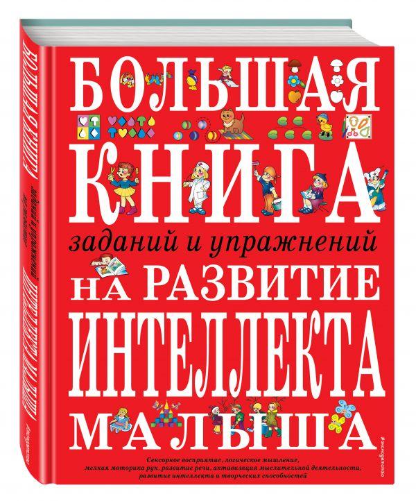 Большая книга заданий и упражнений на развитие интеллекта и творческого мышления малыша Светлова И.Е.