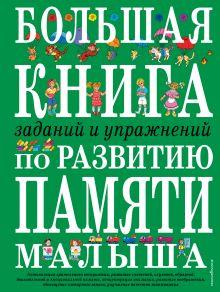 Обложка Большая книга заданий и упражнений по развитию памяти малыша И.Е. Светлова