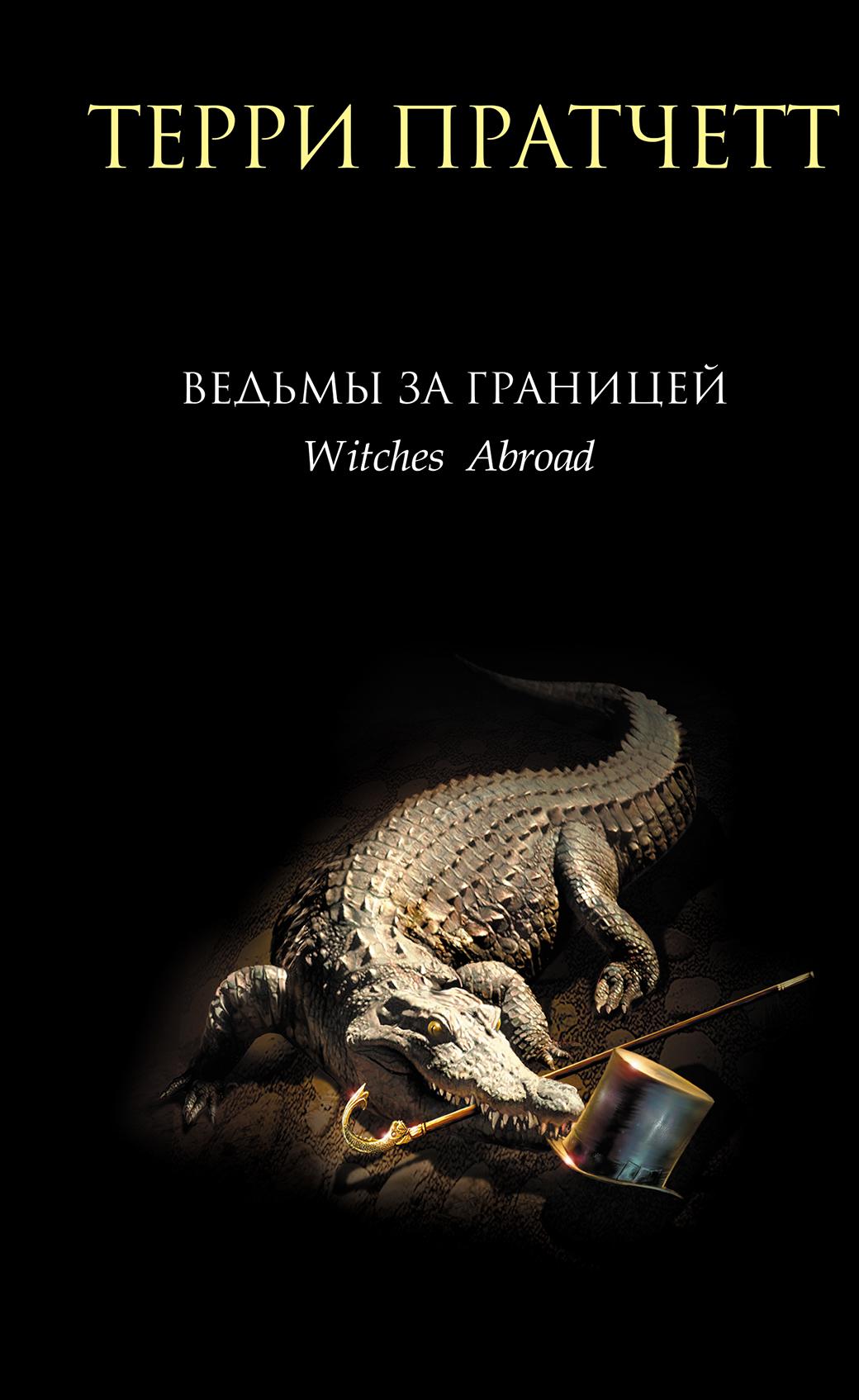 Скачать ведьмы за границей fb2