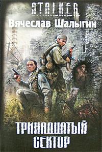 Тринадцатый сектор обложка книги