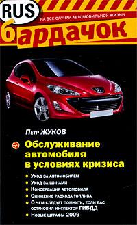 Жуков П. - Обслуживание автомобиля в условиях кризиса обложка книги