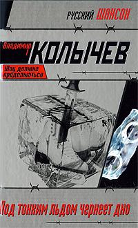 Колычев В.Г. - Под тонким льдом чернеет дно: роман обложка книги