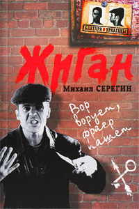 Серегин М.Г. - Жиган: роман обложка книги