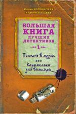 Волынская И., Кащеев К. - Полночь в музее; Карамелька для вампира: повести обложка книги