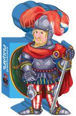 Благородный рыцарь Снежинкина Д.