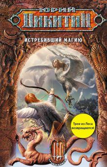 Истребивший магию обложка книги