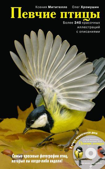 Певчие птицы: энциклопедия (+CD) Митителло К.Б., Хромушин О.