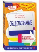 Махоткин А.В.; Махоткина Н.В. - Обществознание в схемах и таблицах' обложка книги