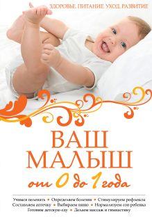 Обложка Ваш малыш от 0 до 1 года: Здоровье. Питание. Уход. Развитие. (нов.оф.)