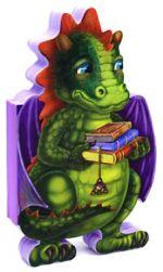Снежинкина Д. - Огненный дракон обложка книги