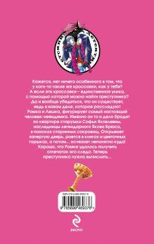 Обложка сзади Сокровище чернокнижника: повесть Кузнецова Н.