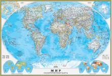 Политическая карта мира (NG) A1