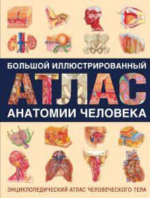 Карпенко Т. - Большой иллюстрированный атлас анатомии человека обложка книги