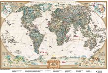 . - Карта мира обложка книги