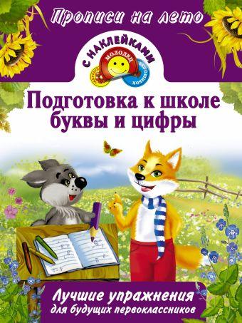 Подготовка к школе, буквы и цифры Дмитриева В.Г.