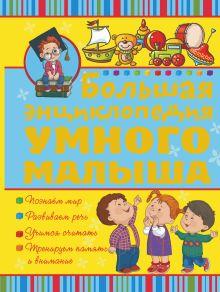 . - Большая энциклопедия умного малыша обложка книги