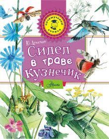 Аракчеева Е.В. - Сидел в траве кузнечик обложка книги