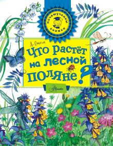 Онегов А. - Что растёт на лесной поляне? обложка книги