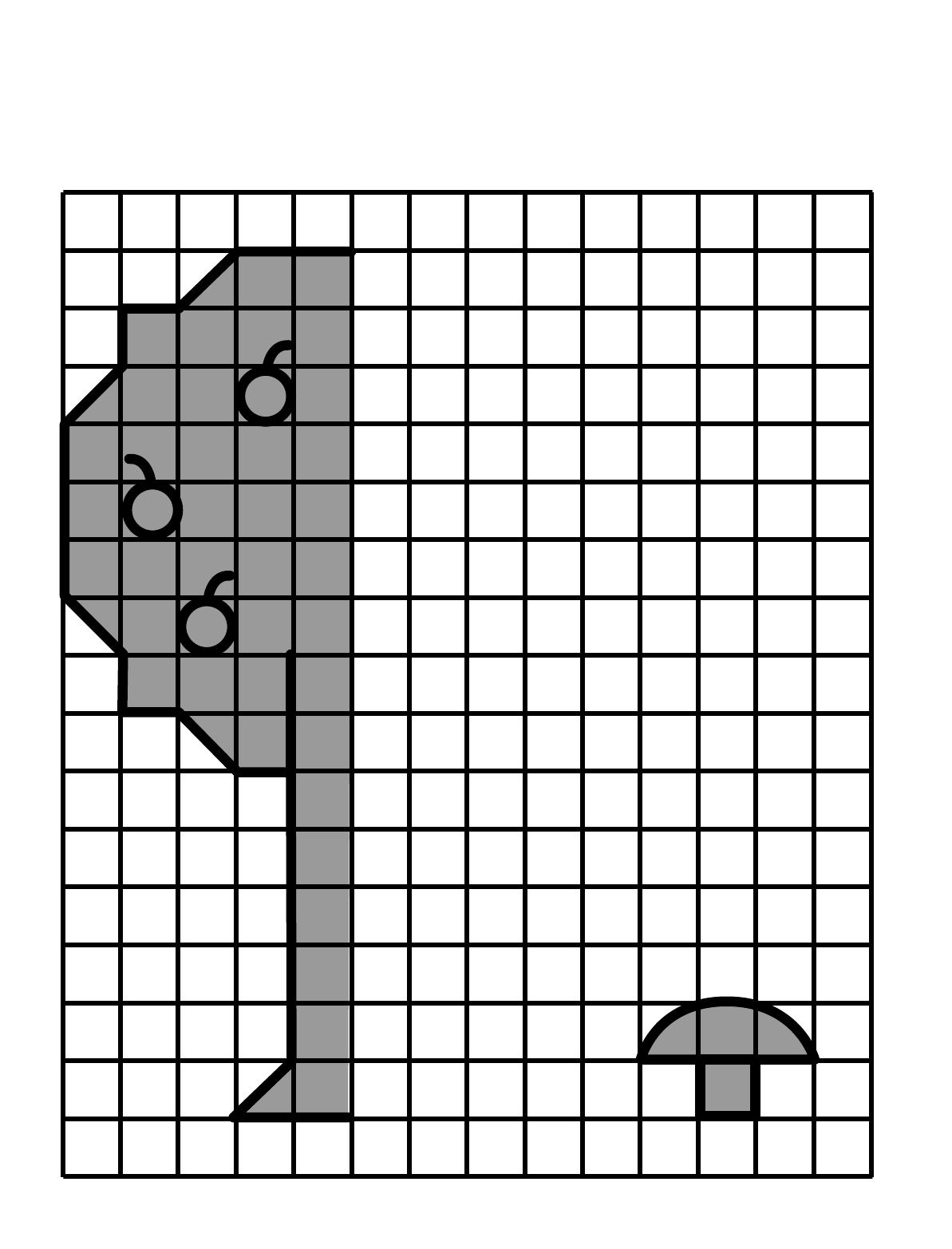 Игры рисунки по клеточкам