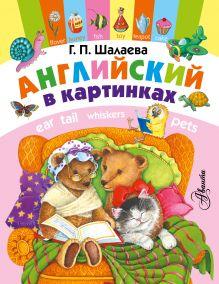 Шалаева Г.П. - Английский в картинках обложка книги