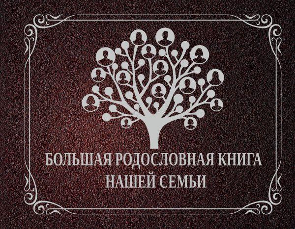 Большая родословная книга нашей семьи .