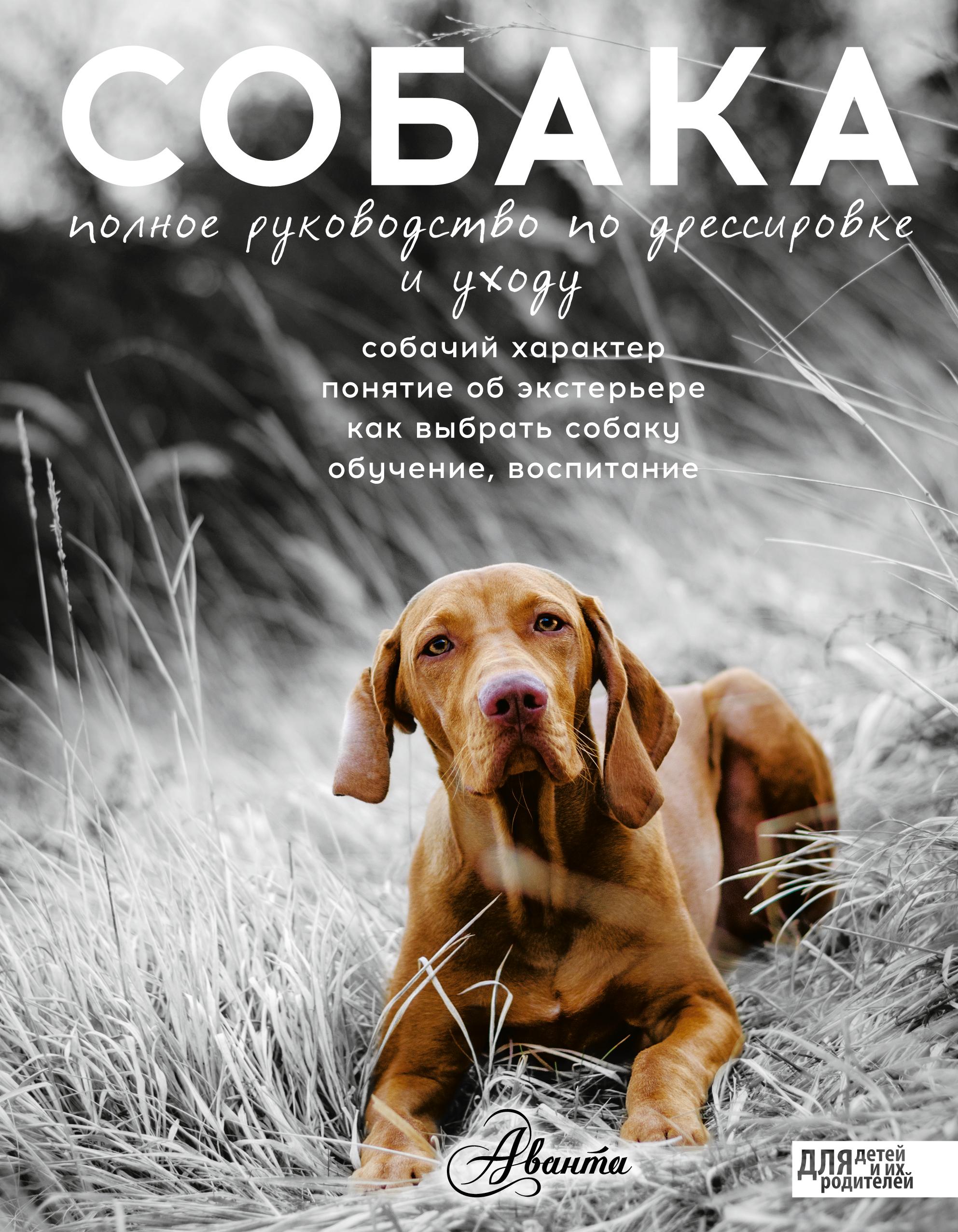 Собака. Полное руководство по дрессировке и уходу ( .  )