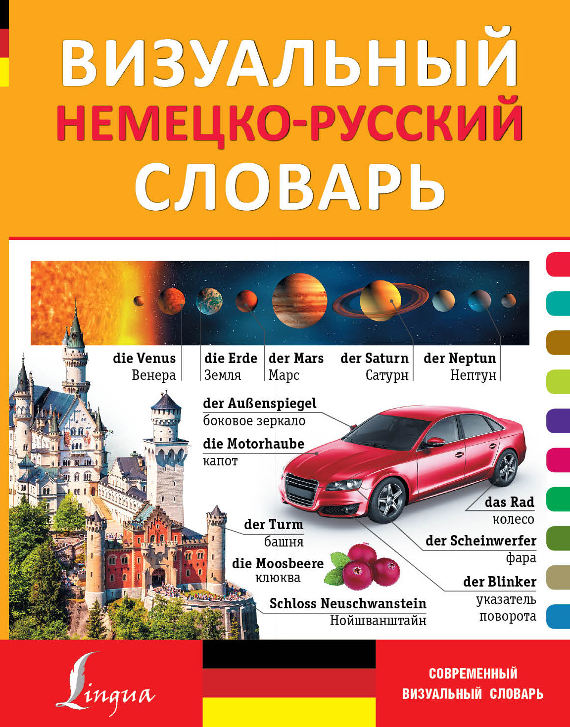 Визуальный немецко-русский словарь