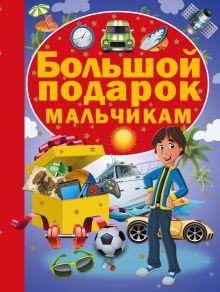 Попова Д.А. - Большой подарок мальчикам обложка книги