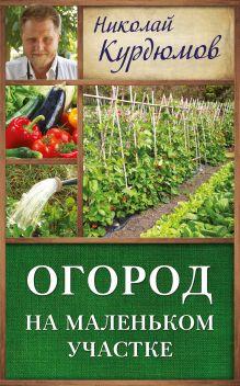Курдюмов Н.И. - Огород на маленьком участке обложка книги