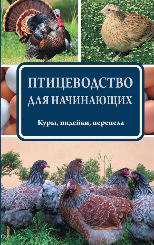 Птицеводство для начинающих Бондарев Э.И.