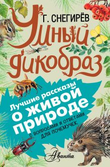Умный дикобраз обложка книги