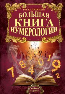 Калюжный В.В. - Большая книга нумерологии обложка книги