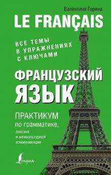 Горина В.А. - Французский язык. Практикум по грамматике, лексике и межкультурной коммуникации обложка книги
