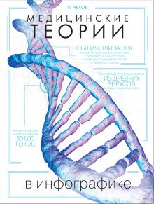 Стейнерт А.М. - Медицинские теории в инфографике обложка книги