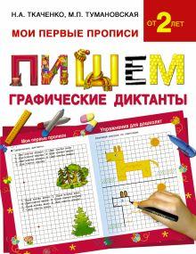 Ткаченко Н.А., Тумановская М.П. - Пишем графические диктанты обложка книги